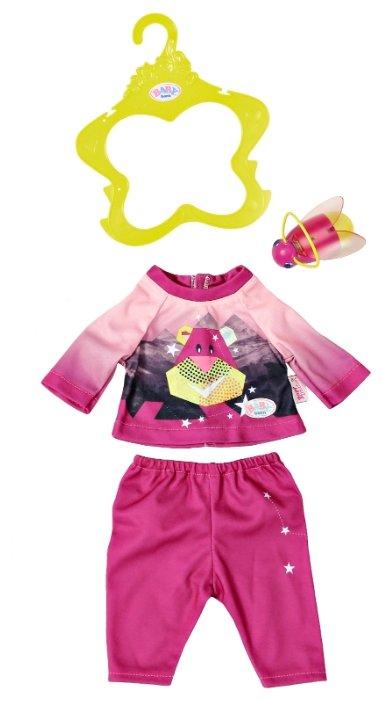 Zapf Creation Набор одежды для куклы Baby Born 824818