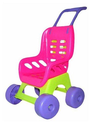 Прогулочная коляска ОГОНЁК Малыш С-33
