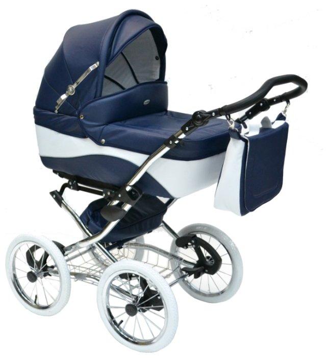 Универсальная коляска Nastella Luxe (Eco) (2 в 1)