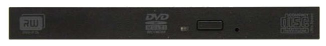 LITE-ON Оптический привод LITE-ON DS-8ABSH Black