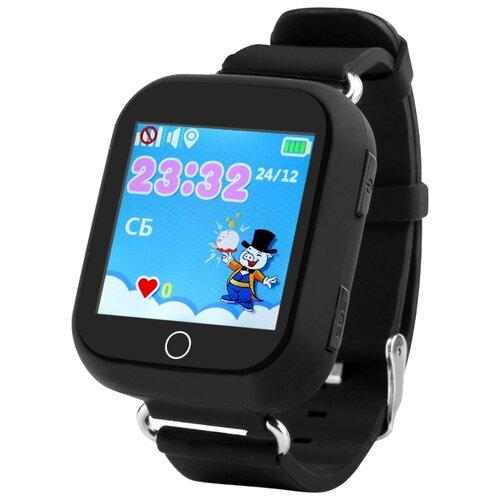 Часы Smart Baby Watch Q100 / GW200S черный часы wonlex gw200s