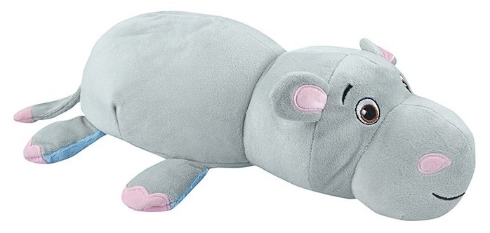 Мягкая игрушка Gulliver Перевёртыш слон-бегемот 12 см