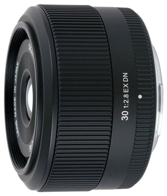 Sigma Объектив Sigma AF 30mm f/2.8 EX DN Micro 4/3