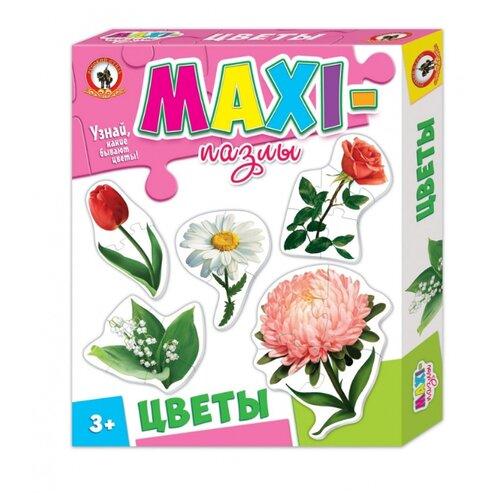 Купить Набор пазлов Русский стиль Цветы (03534), Пазлы