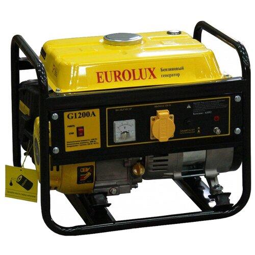 Бензиновая электростанция Eurolux G1200AЭлектрогенераторы<br>
