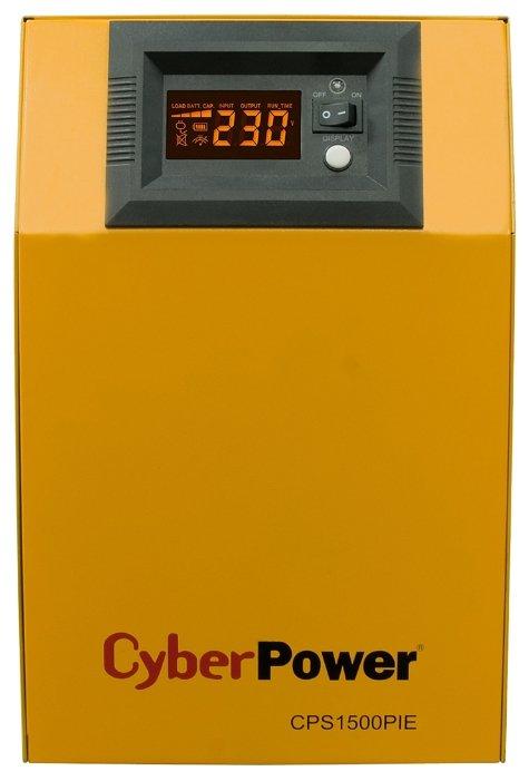 Интерактивный ИБП CyberPower CPS1500PIE