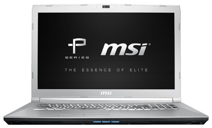 Ноутбук MSI PE72 7RE (Intel Core i5 7300HQ 2500 MHz/17.3