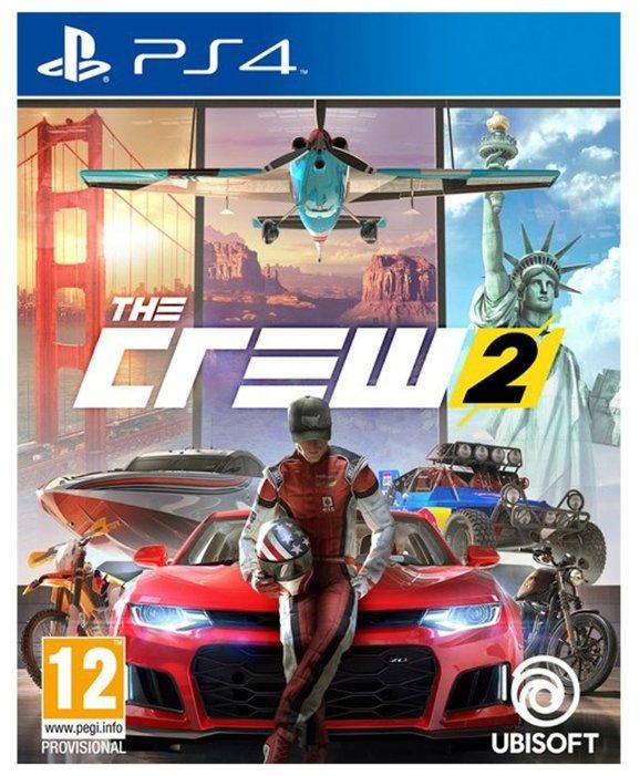 Игра для PlayStation 4 The Crew 2, полностью на русском языке фото 1