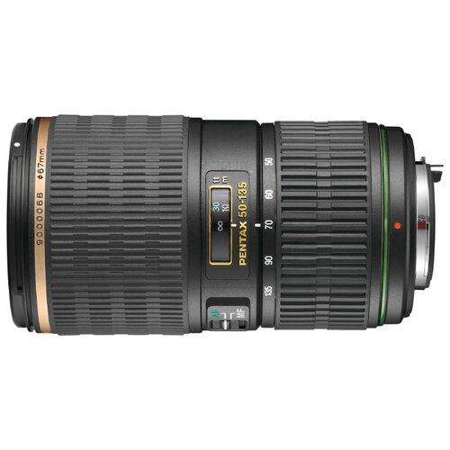 Фото - Объектив Pentax SMC DA 50-135mm f/2.8 ED (IF) SDM объектив pentax d fa 85mm f1 4 ed sdm aw черный