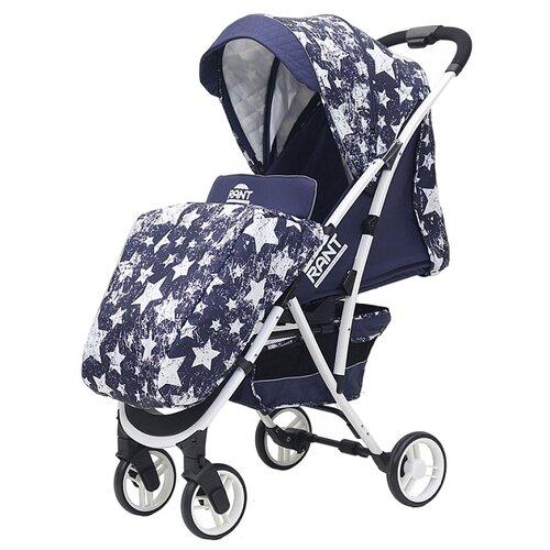 Прогулочная коляска RANT Largo stars blue прогулочная коляска rant space blue black