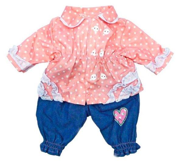Mary Poppins Кофточка и штанишки для кукол 38 - 42 см 452029