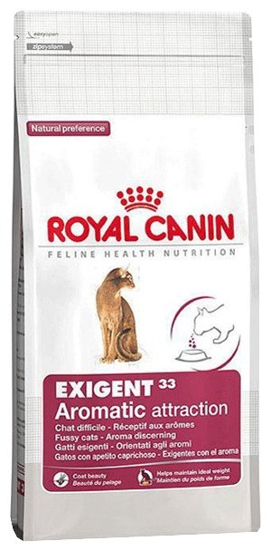 Royal Canin Exigent 33 Aromatic Attraction (2 кг)