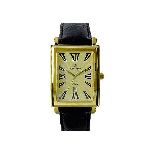 цены Наручные часы ROMANSON TL5595SMG(GD)