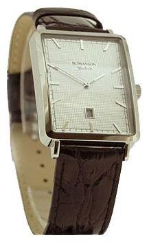 Наручные часы ROMANSON DL5163SMW(WH)
