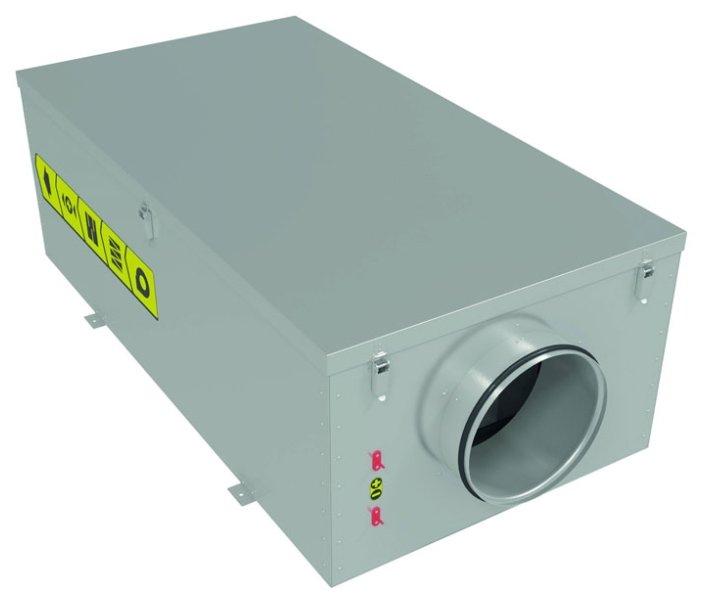 Вентиляционная установка Shuft CAU 3000/1-6,0/2 VIM