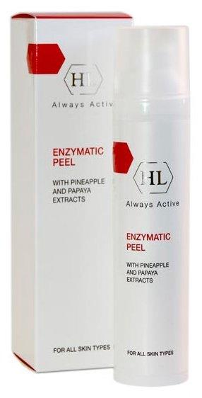 Holy Land пилинг для лица Enzymatic peel with pineapple and papaya extracts