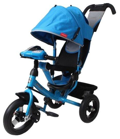 Велосипед трехколесный Moby Kids Comfort 12x10 AIR Car1 (641084)