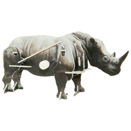 цена на 3D-пазл Pilotage 3D Носорог заводной (RC39677)