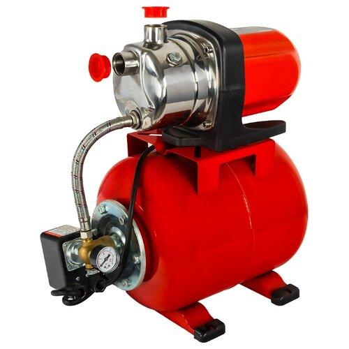 цена на Насосная станция Quattro Elementi Automatico 1001 Inox 19 L (1000 Вт)