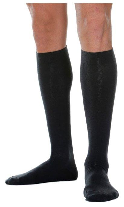 Гольфы Relaxsan Basic Cotton Socks мужские, 1 класс (820) размер 2, черный