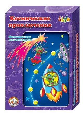Настольная игра Десятое королевство Космические приключения 00292