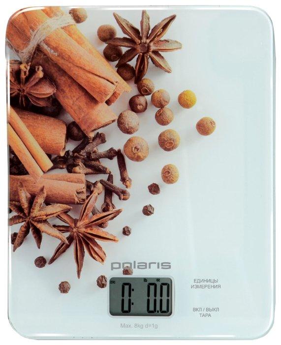 Polaris Кухонные весы Polaris PKS 0832DG