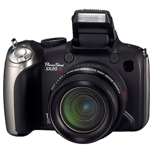 Canon powershot sx20 is цена