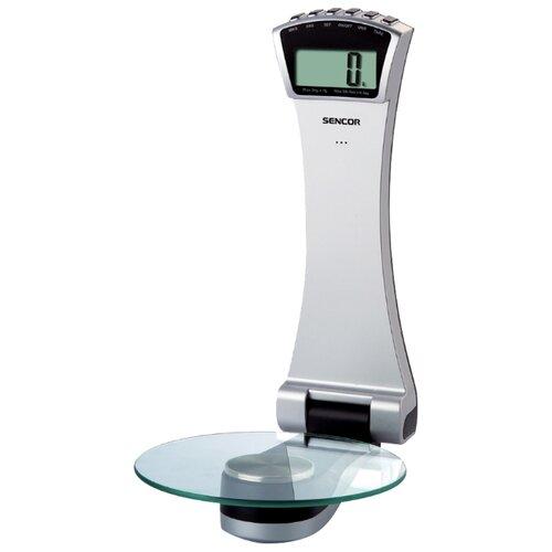 Кухонные весы Sencor SKS 5700 серебристый
