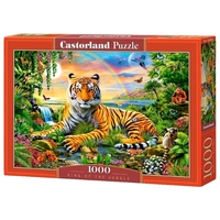 Пазл Castorland King of the Jungle (C-103300) , элементов: 1000 шт.