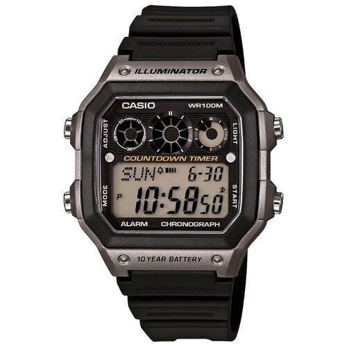 Наручные часы CASIO AE-1300WH-8A часы casio ae 1300wh 4a