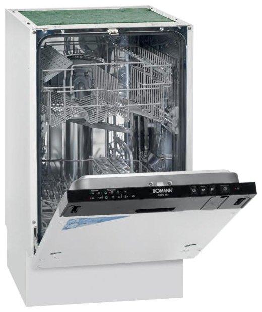 Посудомоечная машина Bomann GSPE 787 серебристый