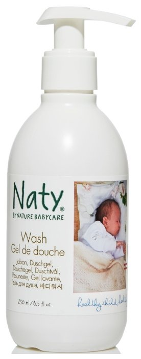 Naty Гель для душа