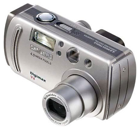 Фотоаппарат Samsung Digimax V4