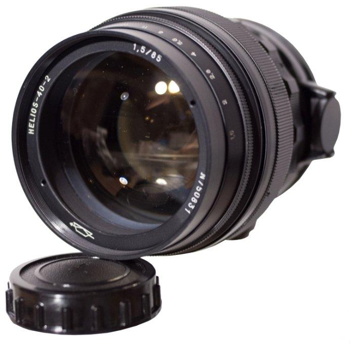 Гелиос 40-2С 85mm f/1.5 MC (Canon EF)