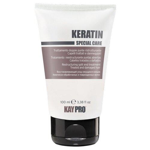 KayPro Keratin Крем для секущихся кончиков с кератином, 100 млМаски и сыворотки<br>