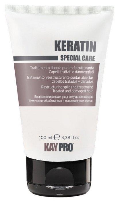 KayPro Keratin Крем для секущихся кончиков волос