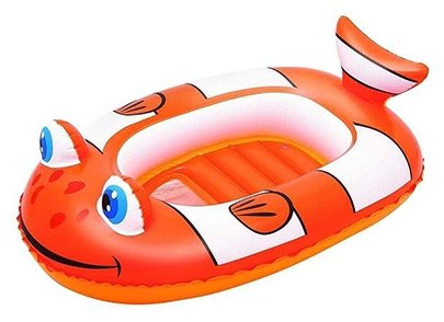 Лодочка надувная Bestway Рыба-клоун 34089 BW