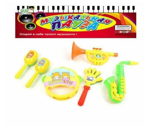 S+S Toys набор инструментов Музыкальная пауза СС75449