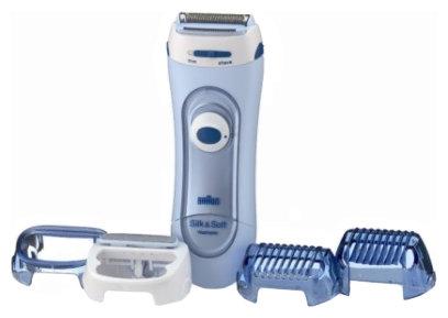 Электробритва для женщин Braun LS 5160 Silk and Soft Body Shave