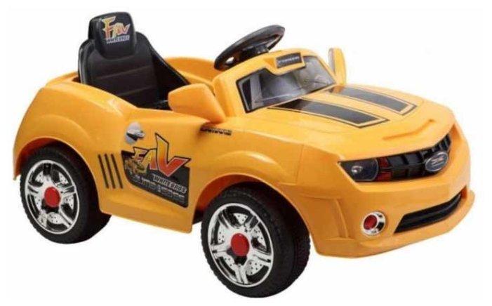 Пламенный мотор Автомобиль Шевроле Камаро