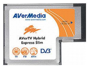 AVerMedia Technologies TV-тюнер AVerMedia Technologies AVerTV Hybrid Express Slim