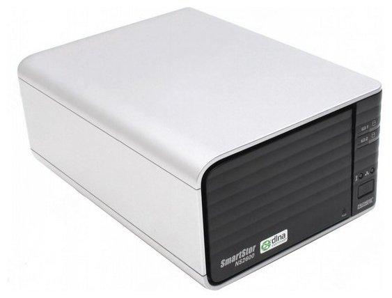 Сетевой накопитель (NAS) PROMISE SmartStor NS2600