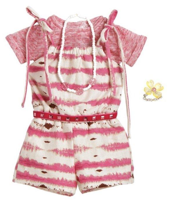 """ADORA Комплект одежды для кукол """"Солнце Калифорнии 2"""""""