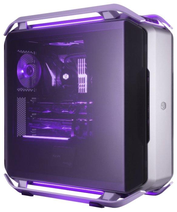 Cooler Master COSMOS C700P (MCC-C700P-MG5N-S00) w/o PSU Black/silver