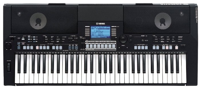 Синтезатор YAMAHA PSR-S550b