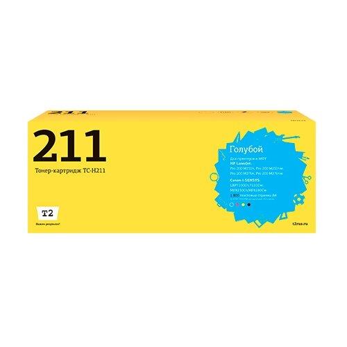 Фото - Картридж T2 TC-H211, совместимый картридж t2 tc h212 совместимый