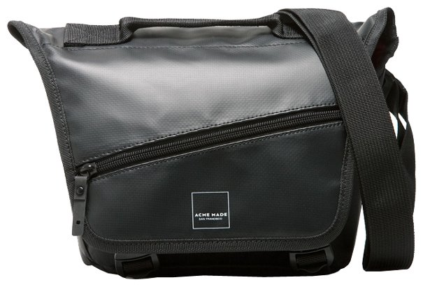 Сумка Acme Made Union Kit Messenger Black 79706
