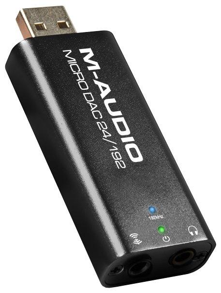 ЦАП для наушников M-AUDIO Micro DAC 24/192