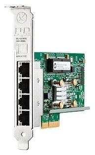 HP Сетевая карта HP Ethernet 1Gb 4-port 331T Adapter