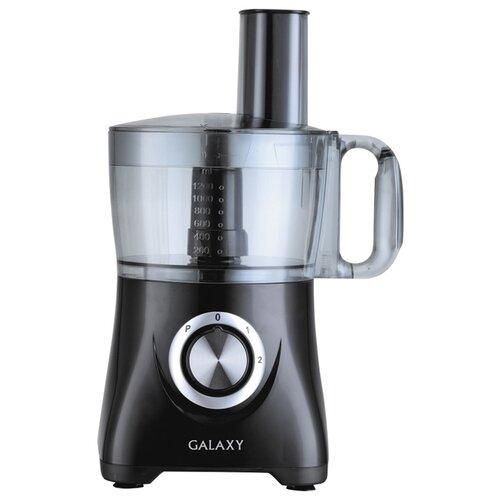 Комбайн Galaxy GL2302 черный/серебристый